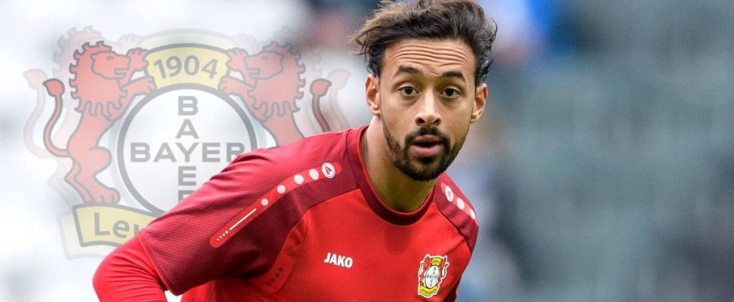 Leverkusen gibt Entwarnung bei Bellarabi - LigaInsider