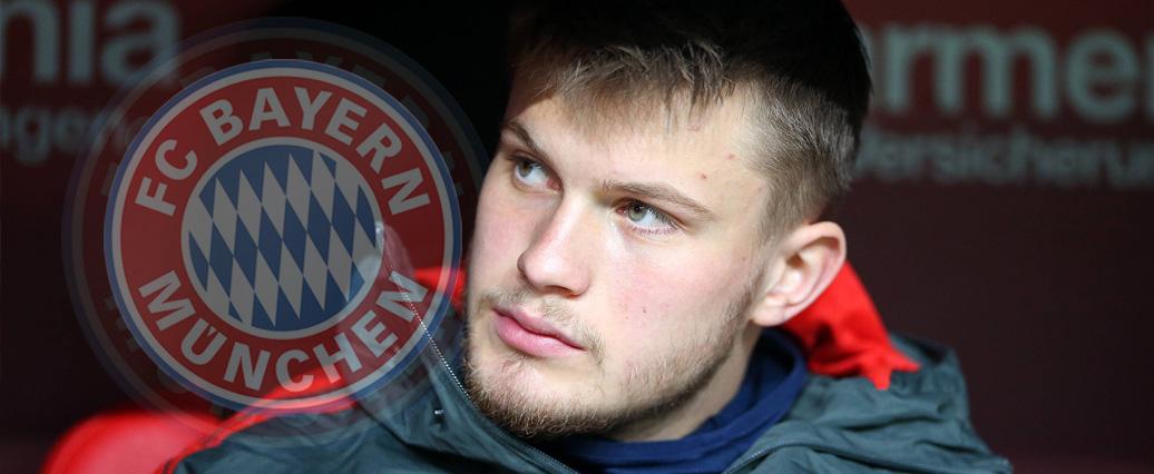 Mai verlängert beim FC Bayern bis 2022