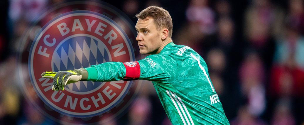 Neuer vor Verlängerung beim FC Bayern?