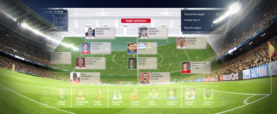 Ligainsider Tipps Furs Kicker Managerspiel Teil 1