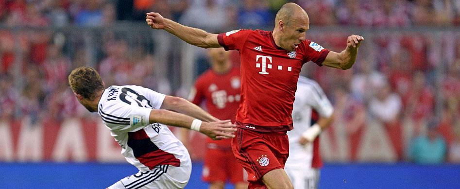 Arjen Robben: Karriereende in München eine Option