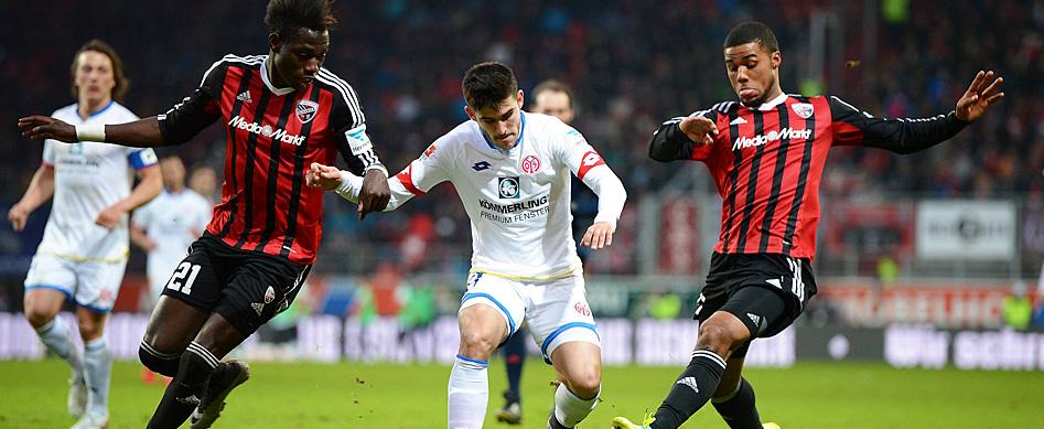 Jairo Samperio: EFE: Medizincheck bei Mainz 05
