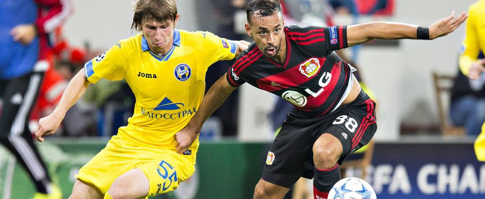 Karim Bellarabi: Gegen Hertha nicht im Kader