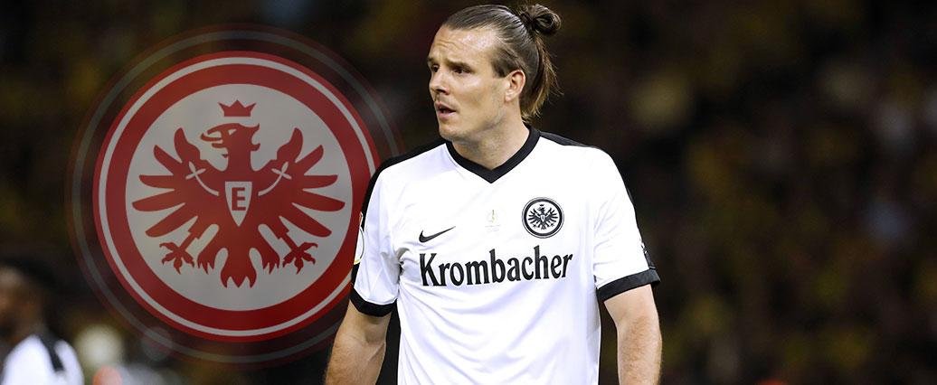 Eintracht Frankfurt verabschiedet Meier