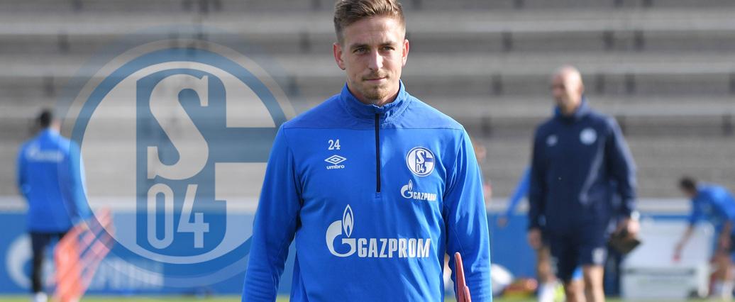 Duo ist zurück im Schalke-Training