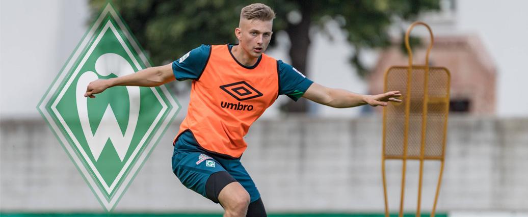 Werder sucht neuen Klub für Käuper