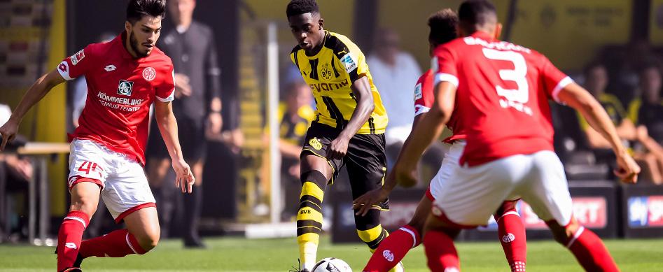 Ousmane Dembélé Umtiti Bestätigt Barca Interesse