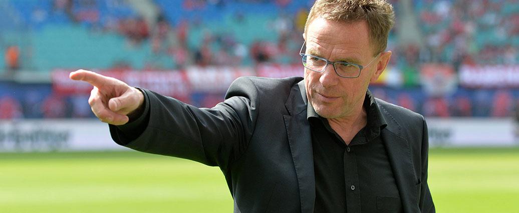 RB Leipzig dementiert Trainer-Gerücht