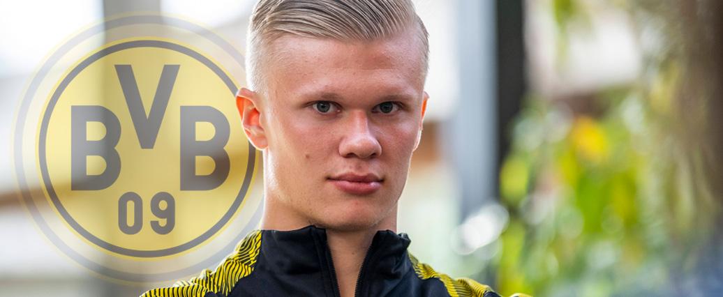 Borussia Dortmund: Schwarz-Gelb ohne Haaland in Paderborn!