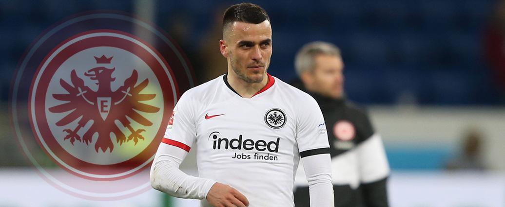 Eintracht Frankfurt: Filip Kostic kann Bundesligastart kaum erwarten