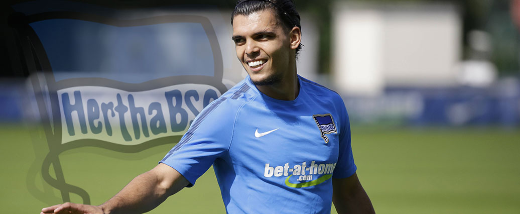 Hertha BSC: Karim Rekik fällt mit Knieblessur aus