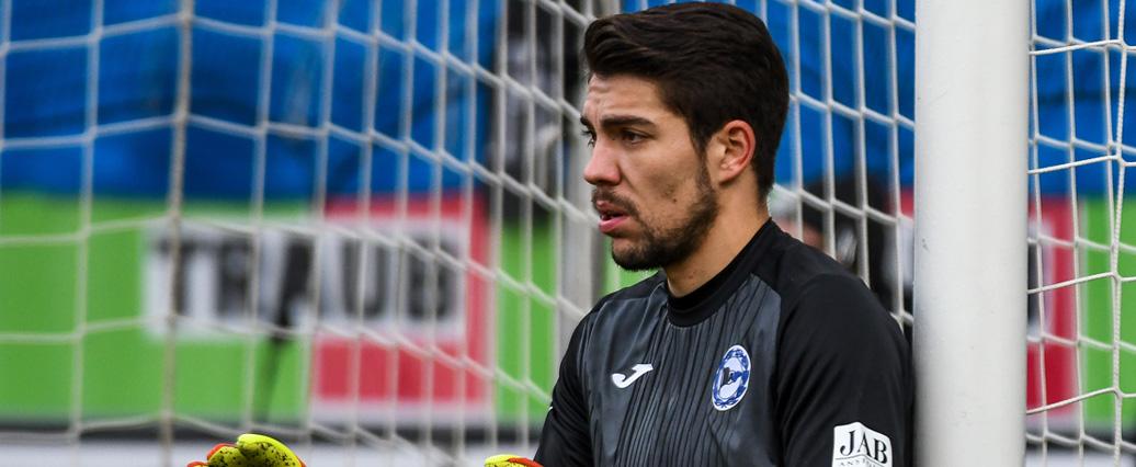 Ortega bleibt Arminia Bielefeld erhalten