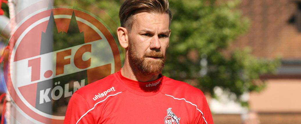 FC-Keeper Kessler ist zurück im Training
