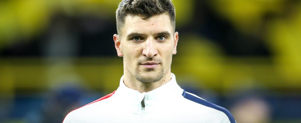 Borussia Dortmund zieht Thomas Meunier offiziell an Land!