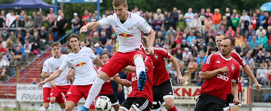 RB Leipzig: Unterschreibt Werner bis 2025 in England?