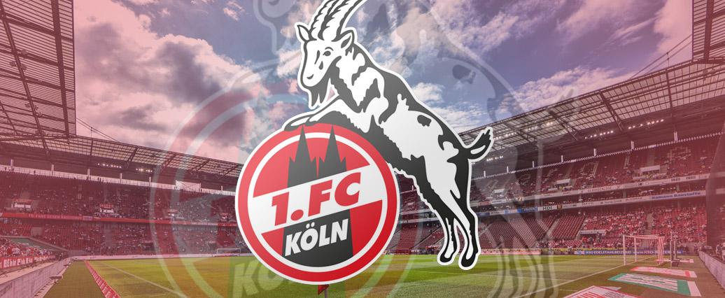 1. FC Köln: Drei Personen vom Corona-Virus betroffen