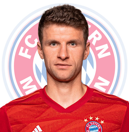thomas müller position