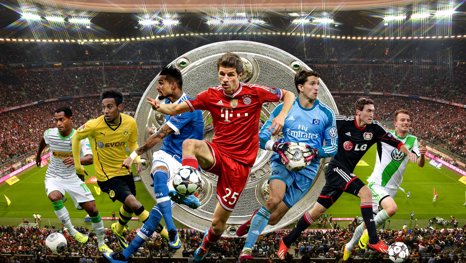 Bundesliga bundesliga spielplan 2014 2015 for Bundesliga videos