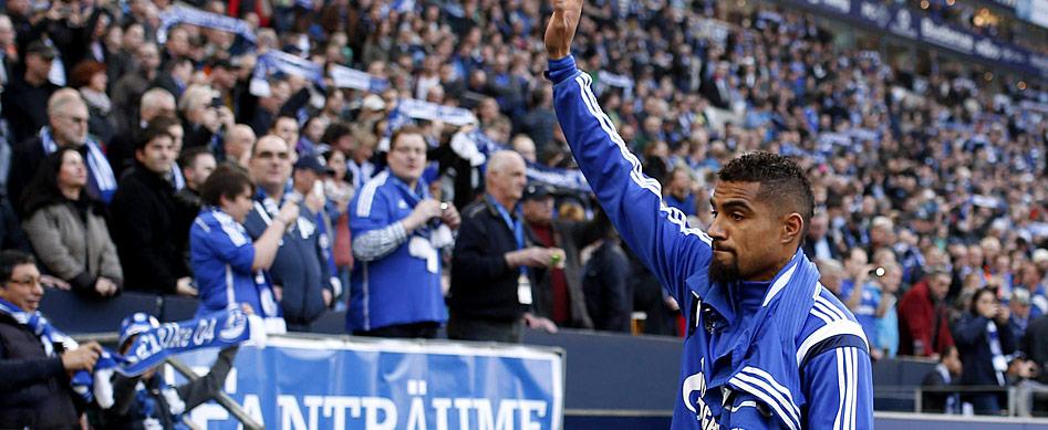 Schalke und Boateng lösen Vertrag auf