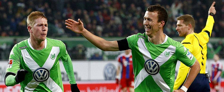 Wolfsburg plant Verlängerung