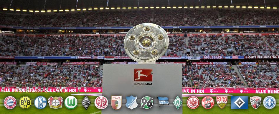 Bundesliga Der Bundesliga Spielplan 201516