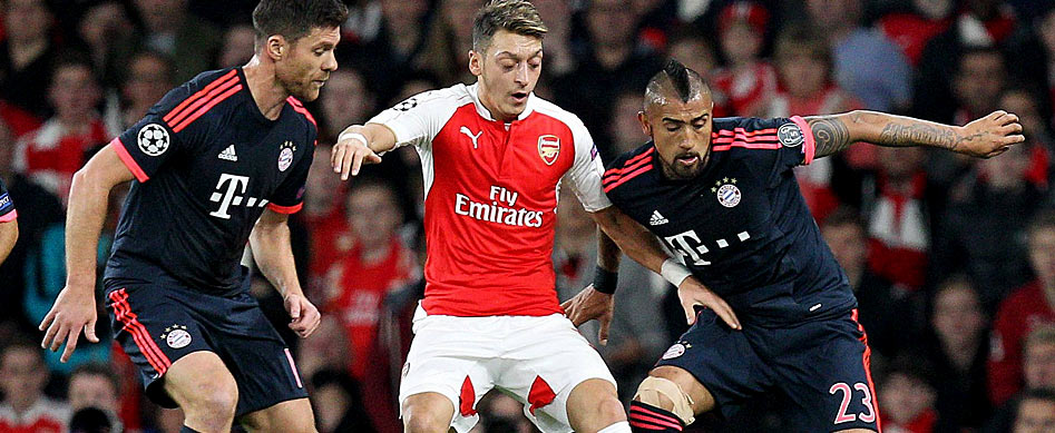 FC Bayern München: Bayern erneut gegen Arsenal
