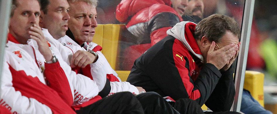 FC Schalke 04: Wird Alexander Zorniger der neue Trainer?