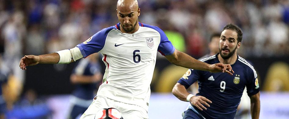 Bundesliga: US-Legionäre werden nur ein Länderspiel bestreiten