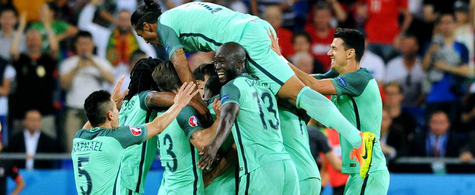 Wales Portugal Aufstellung