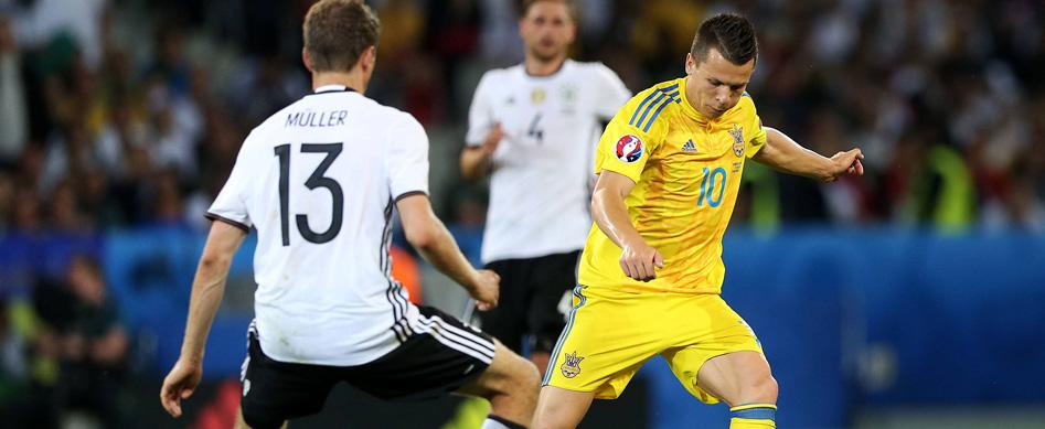 Evgen Konoplyanka wechselt zu Schalke