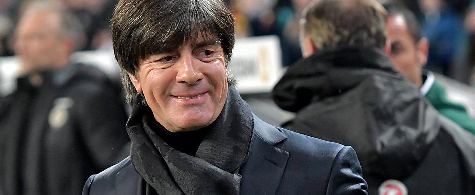 Löw verlängert beim DFB bis 2020