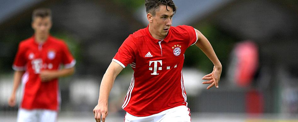 Adrian Fein wechselt leihweise vom FC Bayern zur PSV Eindhoven!