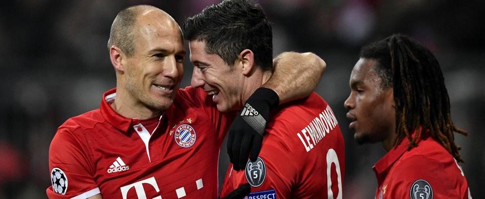 FC Bayern München: Revanche gegen Atlético gelungen