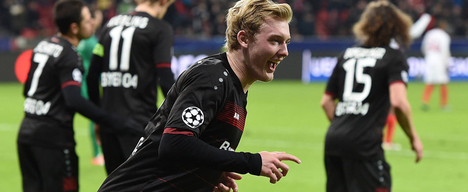 Bayer 04 Leverkusen: Leverkusen schlägt Monaco 3:0