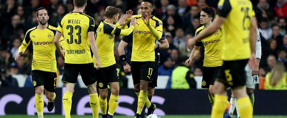 Borussia Dortmund: Real - BVB