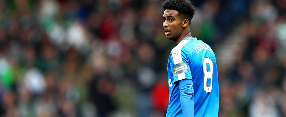 Zelalem ein Thema in Gladbach?