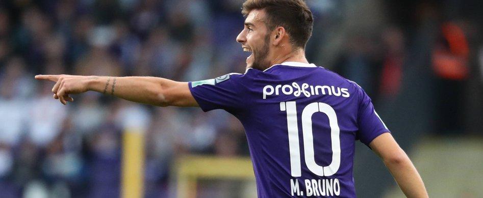 Massimo Bruno : Anderlecht plant feste Verpflichtung