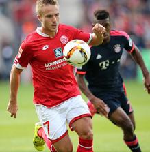 Verlässt Mainz in Richtung Dänemark - LigaInsider