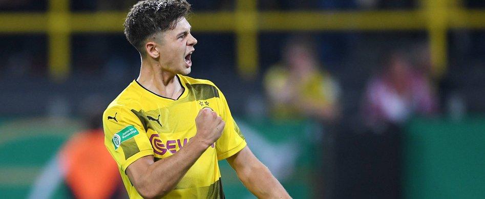 Twente verpflichtet BVB-Talent Laukart