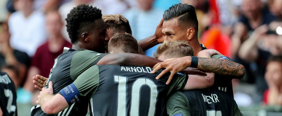 U21-EM: Deutschland steht im Finale!
