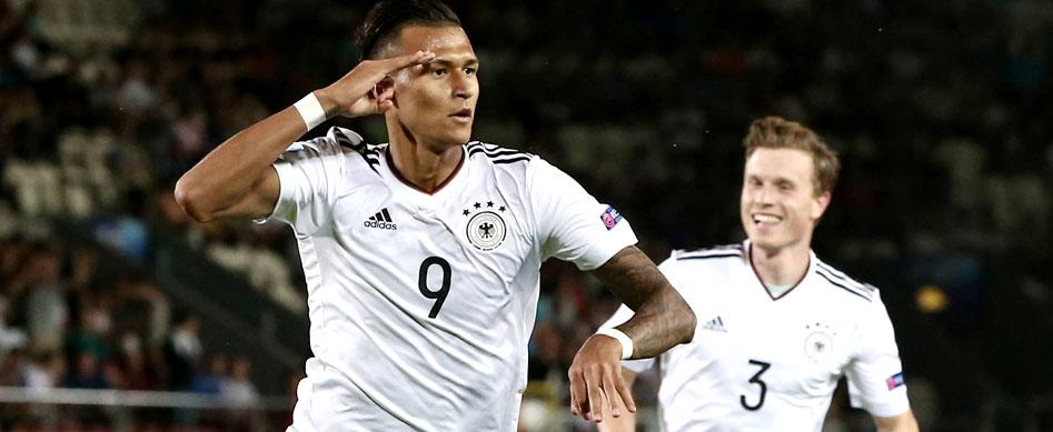 U21-EM: Zweiter Sieg im zweiten Spiel