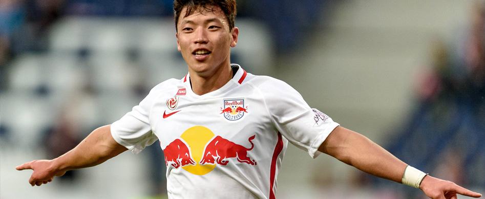 RB Leipzig: Hee-chan Hwang verstärkt die Roten Bullen