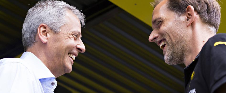 Favre wird neuer Trainer beim BVB