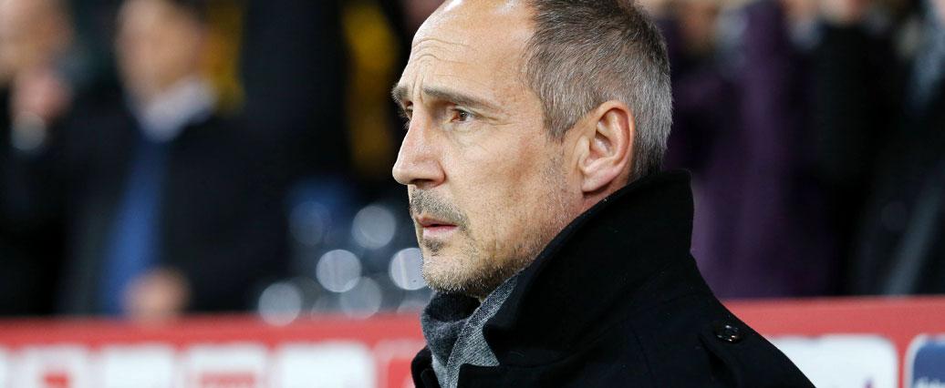 Frankfurt-Coach Adi Hütter vor Wechsel zu Borussia Mönchengladbach?