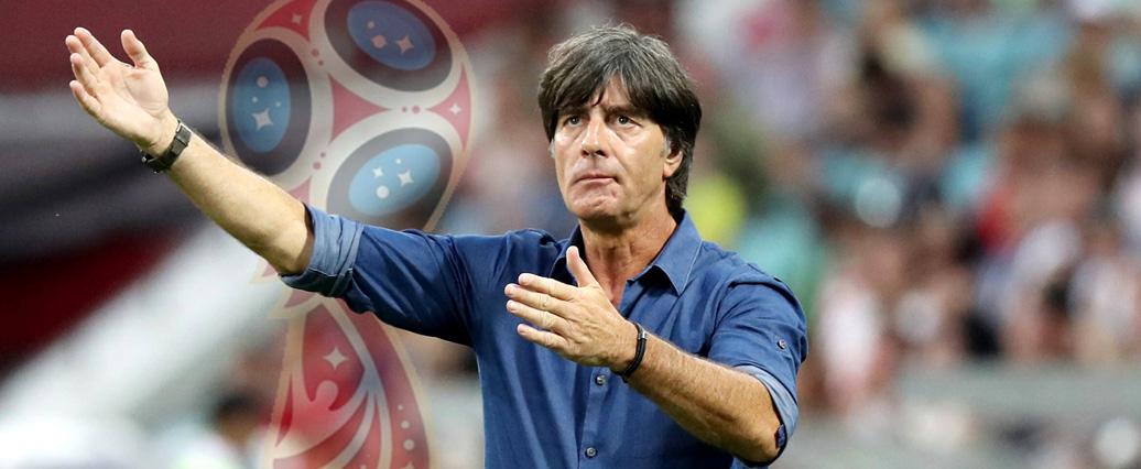 Löw gibt finales WM-Aufgebot bekannt