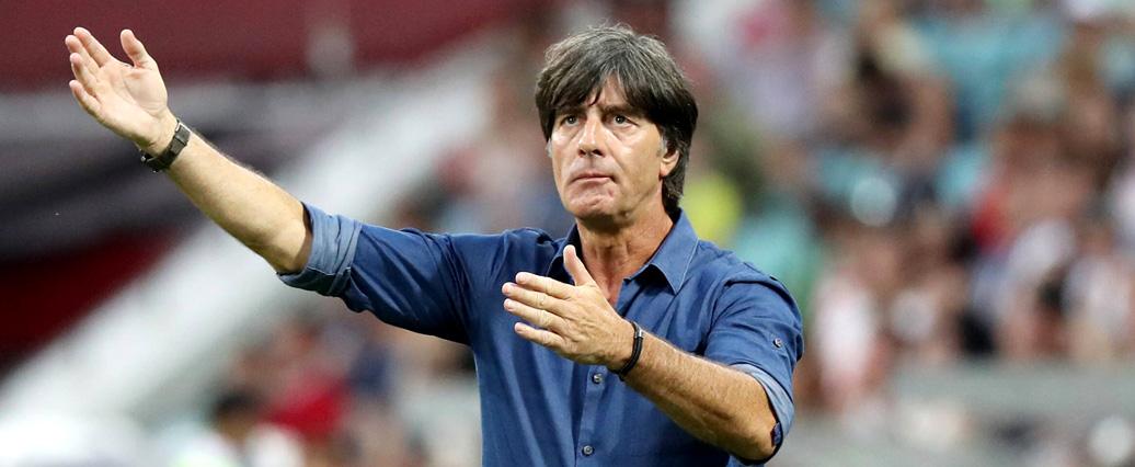 Bundesliga: Jogi Löw schickt 5 Nationalspieler frühzeitig zurück