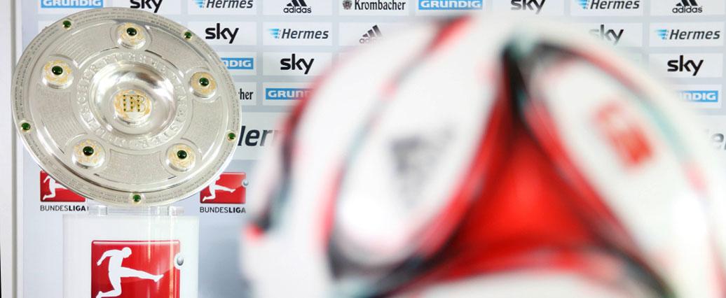 Bundesliga-Start wurde terminiert!