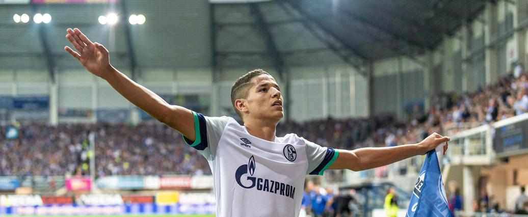 FC Schalke 04: Hoffnungsträger Amine Harit ist wieder im Training