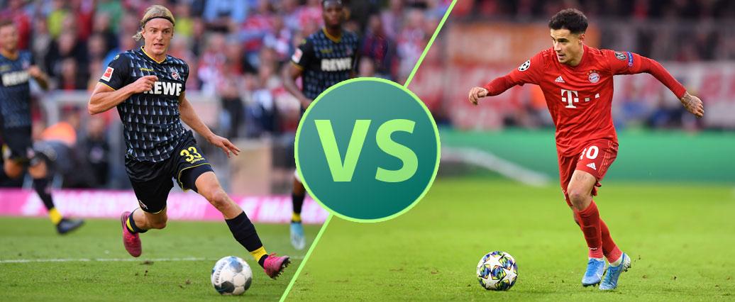 LigaInsider-Turnier: Bornauw gegen Coutinho