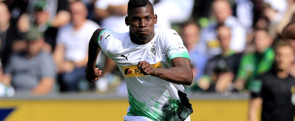 Borussia Mönchengladbach: Rose mahnt bei Breel Embolo zur Geduld